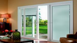 patio doors electric blinds look great on all bifold doors window