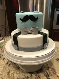 little man mustache baby shower little man mustache baby shower cake cakecentral com