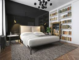 how stunning can a black apartment be apartments bedrooms and
