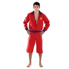Lifeguard Halloween Costume Baywatch Ladies Lifeguard Costume 33321