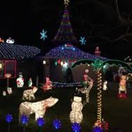 the story behind the osborne family spectacle of dancing lights at