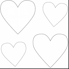 wonderful color heart coloring pages coloring pages hearts