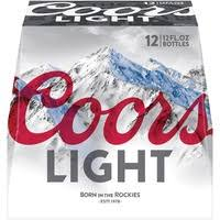 Coors Light 24 Pack Beers U0026 Coolers At Stater Bros Instacart