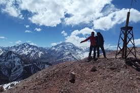 mendoza andes mountain guides climb mount penitentes mendoza argentina