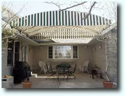Canvas Awnings For Patios A Creative Canvas Co Inc Producer Of Fine Awnings U0026 Patio