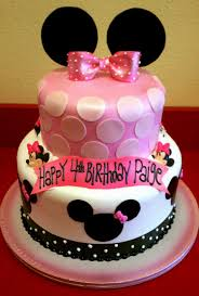 minnie mouse 1st birthday cake 1st birthday cake minnie mouse decorating of party