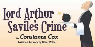 arthur lord arthur savile u0027s crime peninsula players
