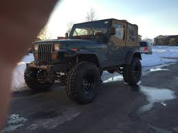 The Jeep I Never Wanted 94 Yj Pirate4x4 Com 4x4 And Off Road