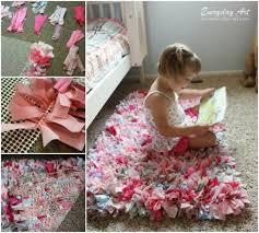 How To Make Handmade Rugs How To Make A Handmade Rag Rug Diy Diy Ideas Diy Crafts Do It