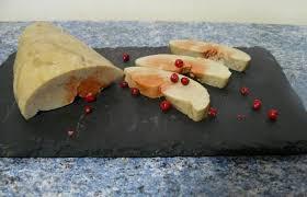 cuisiner foie gras frais foie gras de la mer foie de lotte recette dukan pp par ktia