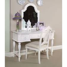 Bobkona St Croix Collection Vanity Set With Stool White Bobkona St Croix Collection Vanity Set With Stool White Click On