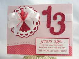 paper creations by nilda 13 years ago birthday card