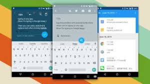 android undo inputting adds undo redo and find and replace to android text input