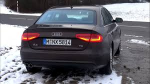 2015 audi a4 2 0 tdi 150 hp test drive youtube