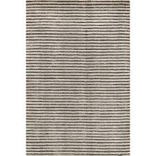 cut stripe grey hand knotted rug dash u0026 albert