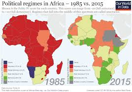 Political Map Africa by Africa In Data Our World In Data