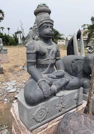 granite hanuman garden statue 71 78g4 hindu gods buddha statues