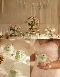 gold wedding decorations mint gold wedding ideas wedding inspiration 100 layer cake