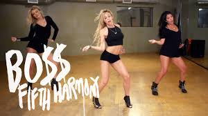 Hit The Floor Pool Dance Scene - a step by step choreography breakdown of the fifth harmony