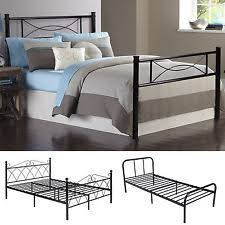 Beds Frames And Headboards Twin Bed Frames Mattresses And Headboards Ebay