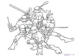 turtles coloring pages 3 page free teenage mutant u2013 vonsurroquen me