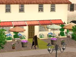 Sims 3 Awning Sims 3 Part 24 Vacation Day 1 En Francais