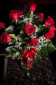 Dozen Roses One Dozen Roses Package Picture Of The Melting Pot Oklahoma
