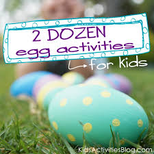 Easter Egg Decorate Games by 2 Dozen Easter Eggs Activities