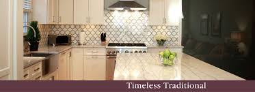 Marble Tile Kitchen Backsplash Granite Countertops Marble Tile Kitchens U0026 Baths In South Jersey