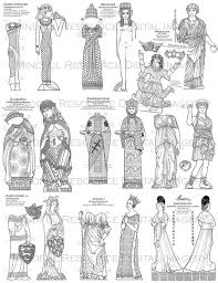 famous women leaders 21 paper doll coloring pages printable