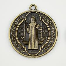 catholic medals catholic antique silver plated holy charm necklace pendant medal