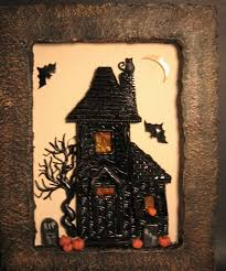 my storyart haunted halloween house and a fun ghostly tale