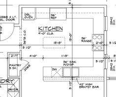 kitchen layouts with island 10k kitchen remodel island design