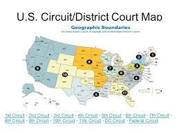 federal circuit court map the united states court system dual court system separate