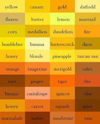 shades of yellow grey colors shades szukaj w google orange pinterest color shades