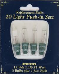 12 volt christmas light bulbs 4 x pifco 271c 271f clear push in replacement christmas ls 12v