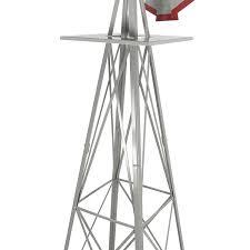amazon com 8 u0027 windmill ornamental garden weather vane weather