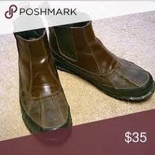 womens duck boots size 12 ll bean duck boots mens size 8 8 thinsulate ll bean duck