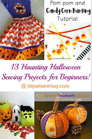 13 simple halloween sewing projects for beginners monica skov