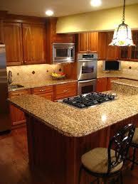 Kitchen Cabinets Fresno Ca Dark Kitchen Cabinets Granite Cherry And Countertops Color Choices