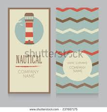 Marine Business Cards Free Vector Chevron Business Card Template Download Free Vector