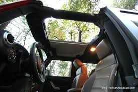 pink jeep interior review 2012 jeep wrangler rubicon the truth about cars