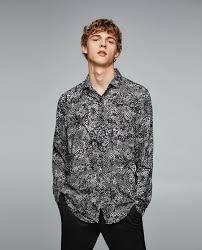 men u0027s shirts autumn winter 2017 zara united states