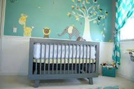 chambre enfant vert chambre enfant turquoise chambre bebe jaune gris et vert emeraude