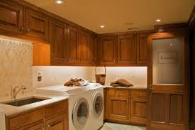 laundry in kitchen ideas white granite in kitchens innovative home design