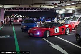 the three cars that would into the night 7 u0027s day at umihotaru pa speedhunters