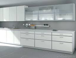 White Kitchen Cabinet Door Modern White Kitchen Cabinets Ohfudge Info
