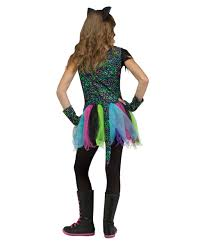 leopard halloween costume wild rainbow cat girls costume girls costume