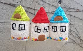 housewarming gift miniature houses baby room decor sweet home