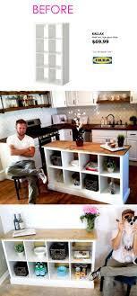 kitchen island ikea hack 20 smart and gorgeous ikea hacks great tutorials a of